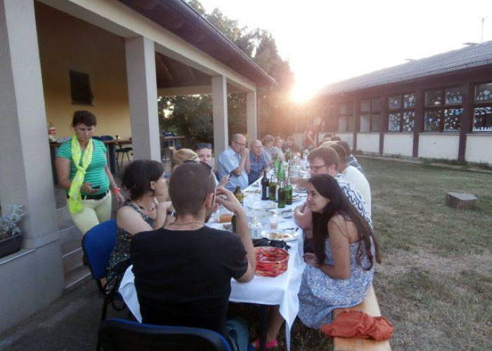 Likovna kolonija Breške nakratko u Otvorenoj kući u Garevcu